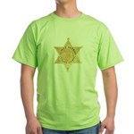 Tulare County Sheriff Green T-Shirt