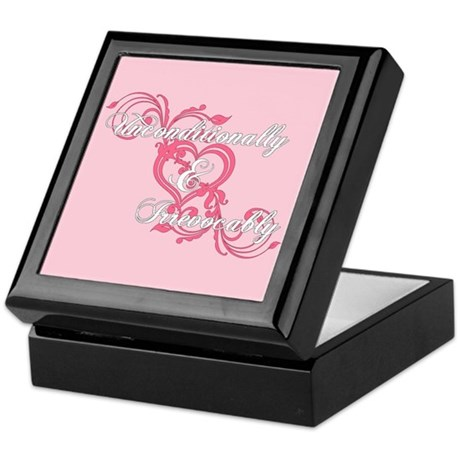 Twilight Irrevocably Valentine Keepsake Box
