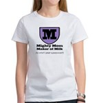 Mighty Mom Women's T-Shirt