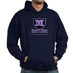 Mighty Mom Hoodie (dark)