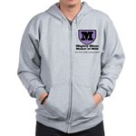 Mighty Mom Zip Hoodie
