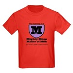 Mighty Mom Kids Dark T-Shirt