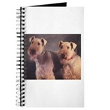 Cool Airedale Journal