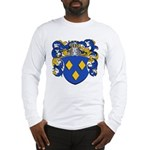 Schryver Family Crest Long Sleeve T-Shirt