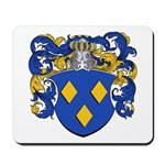Schryver Family Crest Mousepad