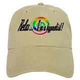 Relax - I'm a hypnotist! Baseball Cap
