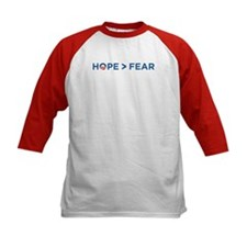 hope > fear barack obama 2008 Tee