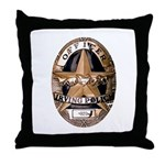 Irving Police Throw Pillow