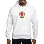 GAUTEROT Family Crest Hooded Sweatshirt