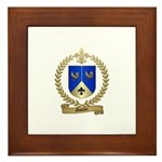 GAUTIER Family Crest Framed Tile