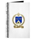 GAUTIER Family Crest Journal