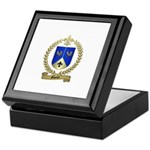 GAUTIER Family Crest Keepsake Box