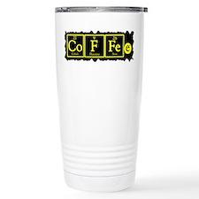 Coffee - Chemistry Geek Stainless Steel Travel Mug