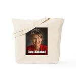 YOU BETCHA Sarah Palin Tote Bag