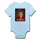 YOU BETCHA Sarah Palin Onesie
