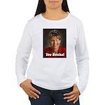 YOU BETCHA Women's Long Sleeve T-Shirt