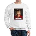 YOU BETCHA Sarah Palin Sweatshirt