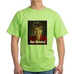 YOU BETCHA Sarah Palin Green T-Shirt