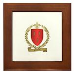 GAUTROT Family Crest Framed Tile