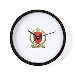 GAUTROT Family Crest Wall Clock