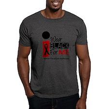 I Wear Black For Me 9 T-Shirt