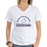 Resolution - Stay Awesome  Shirt