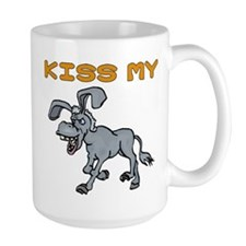 Kiss My... Coffee Mug