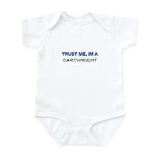 Trust Me I'm a Cartwright Infant Bodysuit