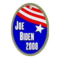Joe Biden 2008 Oval Ornament
