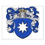 Van Aalst Coat of Arms Small Poster