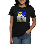 Starry Night Alamo Women's Dark T-Shirt
