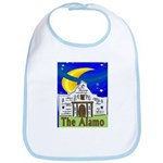 Starry Night Alamo Bib