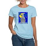 Starry Night New York Women's Light T-Shirt