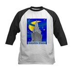 Starry Night New York Kids Baseball Jersey