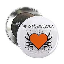 """Kidney Cancer Warrior 2.25"""" Button (10 pack)"""