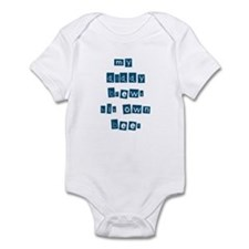 Daddy Brews Infant Bodysuit