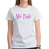 Mrs Right Tee