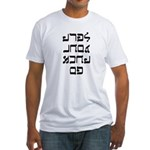 Go F--k Yourself Fitted T-Shirt