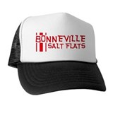 Retro Bonneville Salt Flats-R Hat