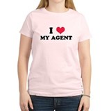 I Love My Agent T-Shirt