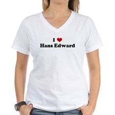 I Love Hans Edward Shirt