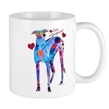 Love a Greyhound Mug