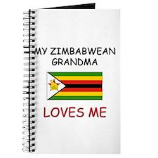 My Zimbabwean Grandma Loves Me Journal