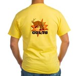 Colts Yellow T-Shirt