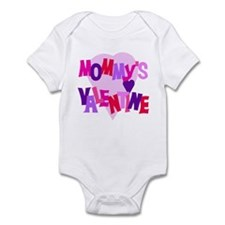 Mommy's Valentine Infant Bodysuit