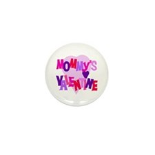 Mommy's Valentine Mini Button (100 pack)