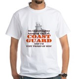 My USCG Granddaughter Answered Shirt