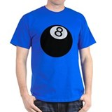 Riyah-Li Designs 8 Ball T-Shirt