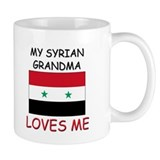 My Syrian Grandma Loves Me Mug