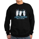 Penguin Swimming Sweatshirt